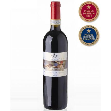 Messaggero 2009, Vino Nobile di Montepulciano DOCG