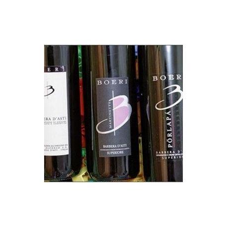 Sada vín Barbera