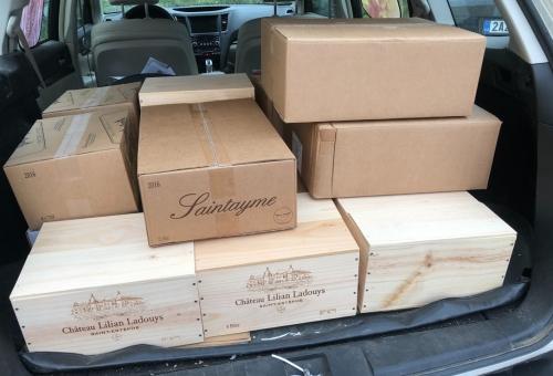 Přivezli jsme pro Vás: francouzská vína z oblasti Bordeaux