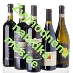 Zvýhodněná nabídka pro měsíc únor - výběr medailových vín Prague Wine Trophy ročníku 2017
