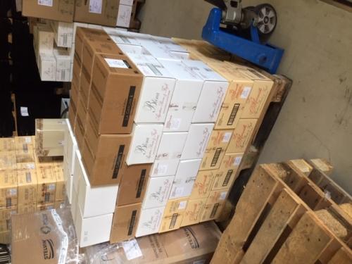Přivezli jsme pro Vás: vína ze západního Piemontu - vína z oblasti Barbaresco, Dogliani a Roero