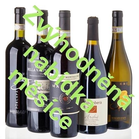Zvýhodněná nabídka měsíce: Sada vín Dolcetto